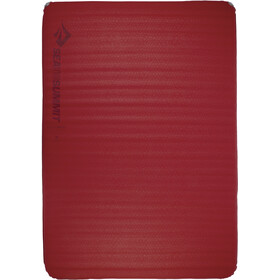Sea to Summit Comfort Plus Sleeping Mats Double Wide red